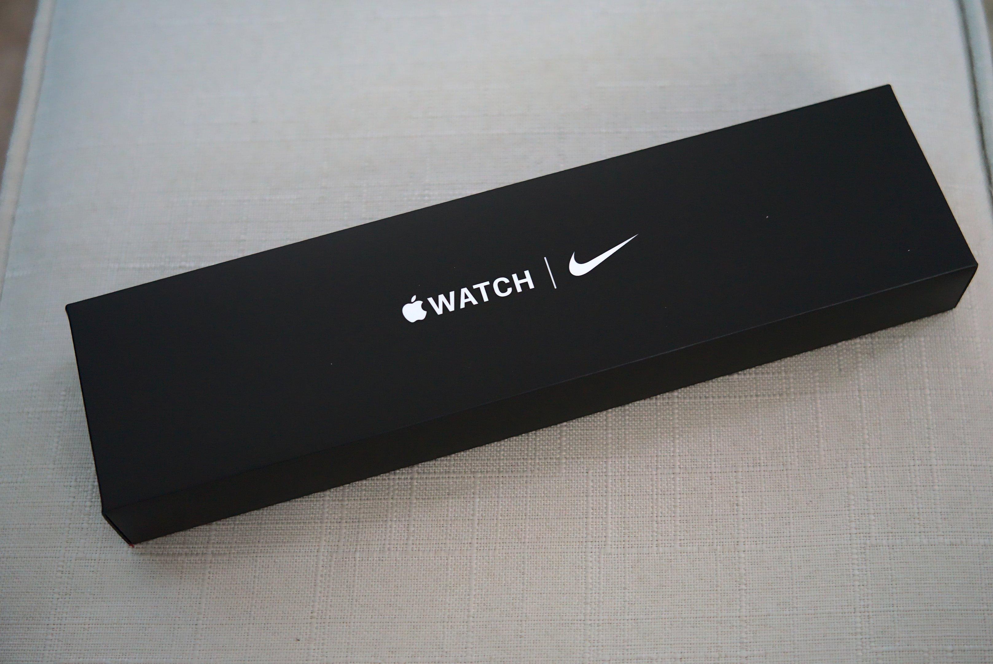 Apple Watch SE Nike Edition