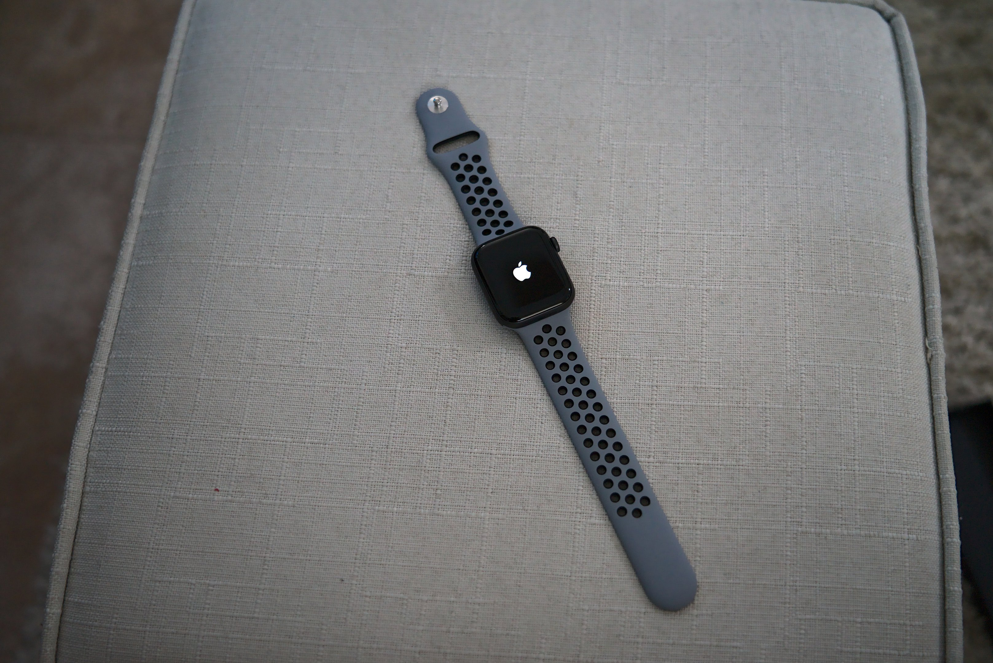Apple Watch Booting