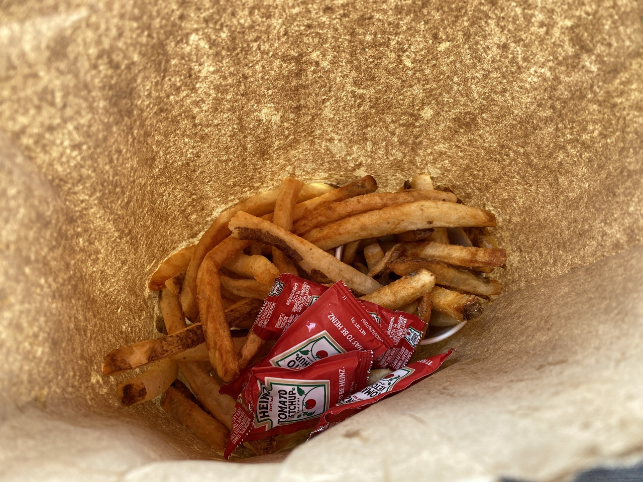Five Guys: Burger and Fries