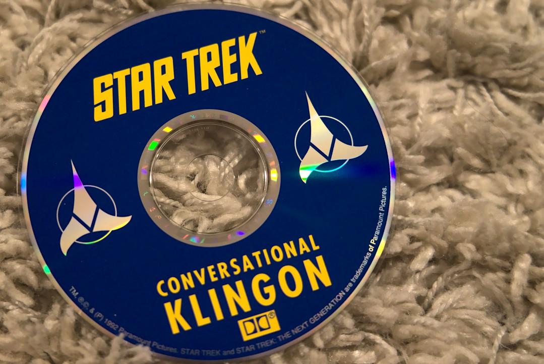 Conversational Klingon