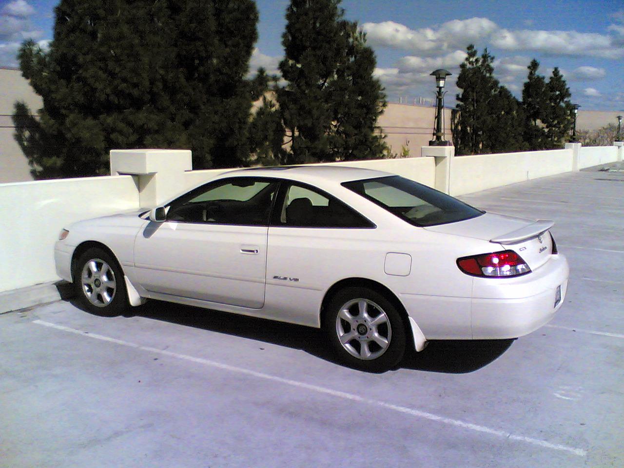 My Original 2001 Toyota Solara SLE V6