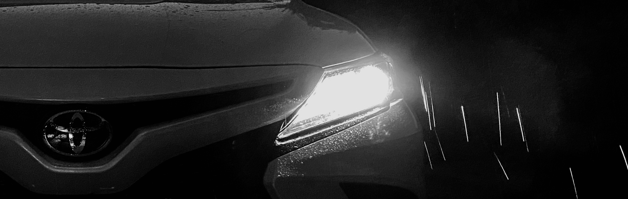 Camry XSE Lights