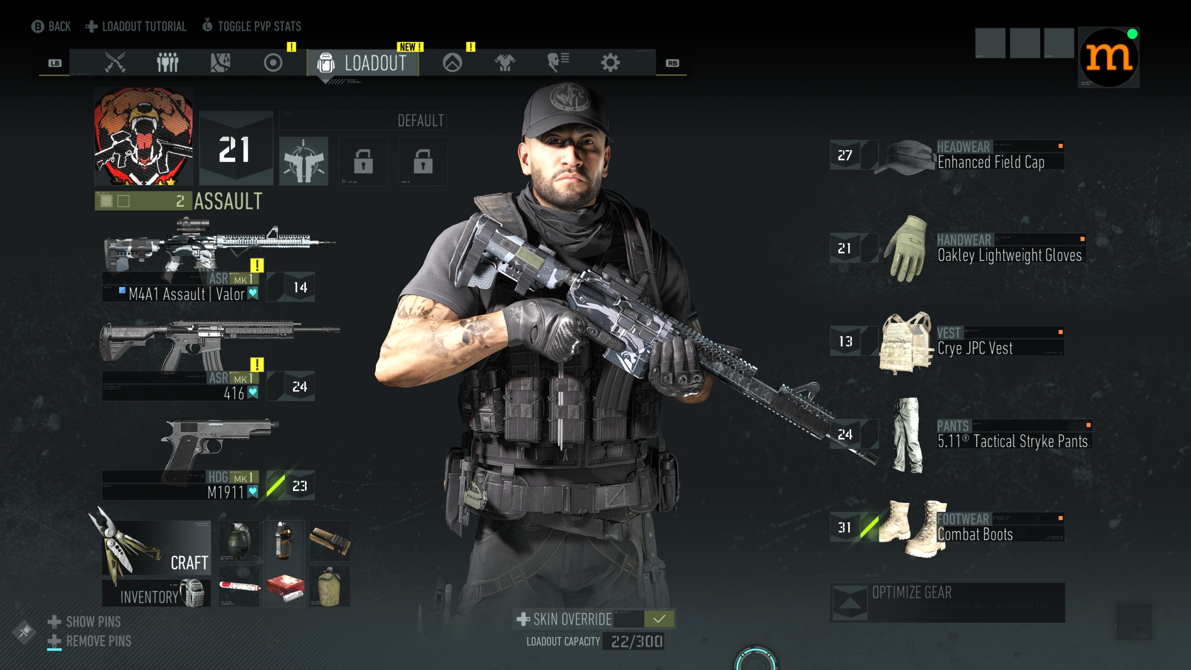 Ghost Recon Breakpoint Weapons