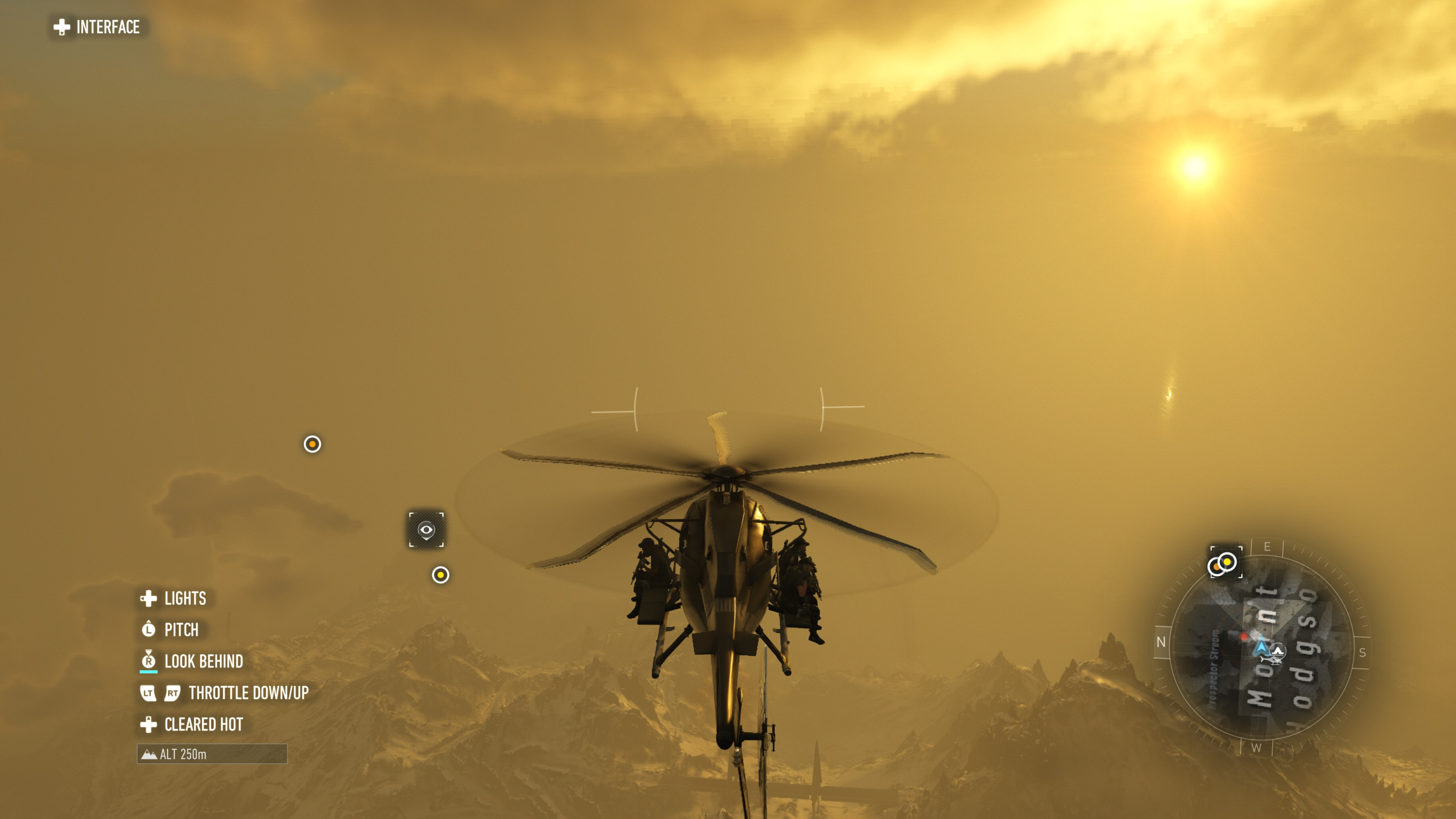 Ghost Recon Breakpoint Sunset