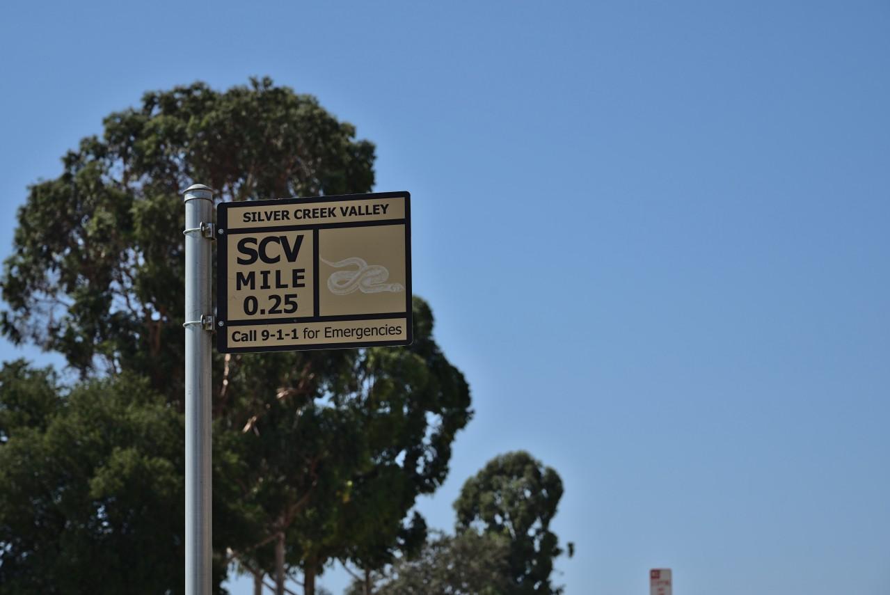 SCV Mile 0.25
