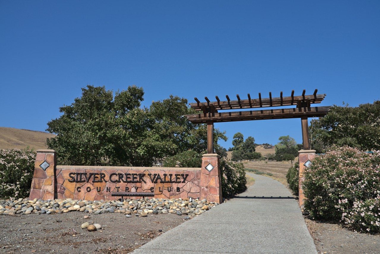 Gates to Silver Creek Valley