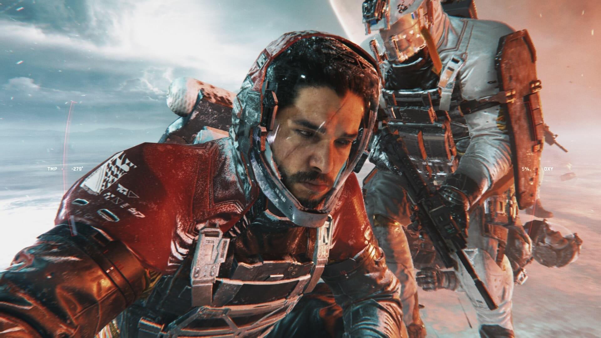 Call of Duty: Infinite Warfare - Jon Snow