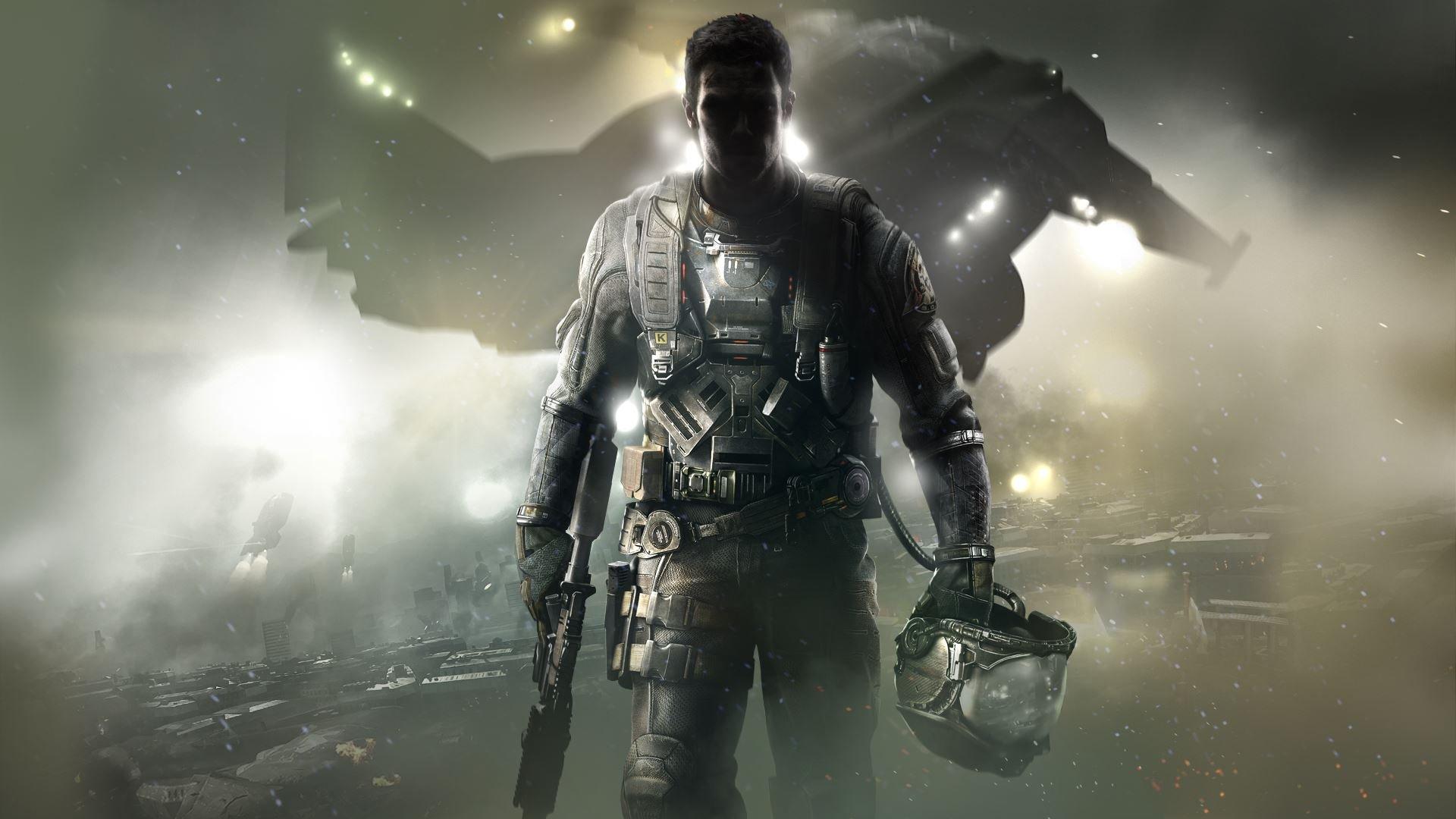 Call of Duty: Infinite Warfare - Spoilers