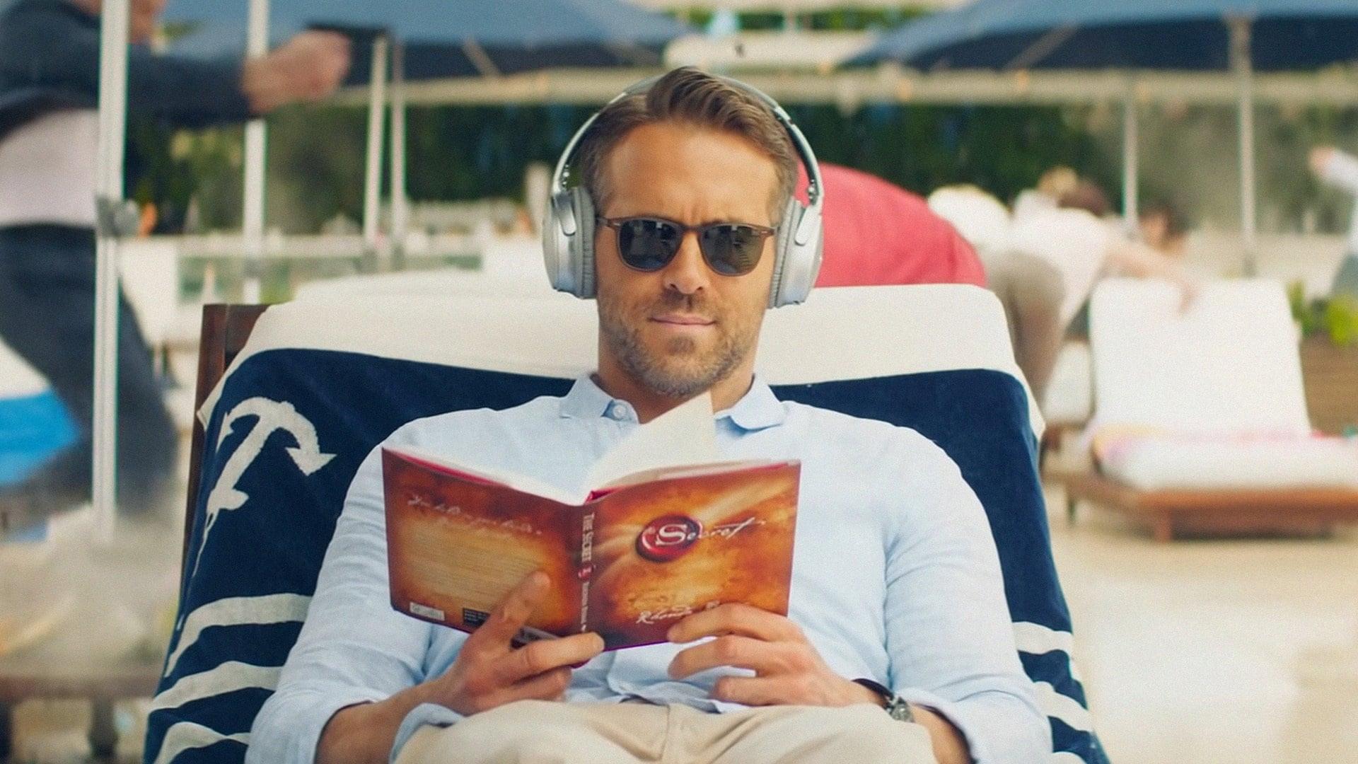 Ryan Reynolds Reading