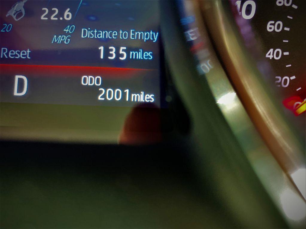 Mach 5: 2,000 Miles