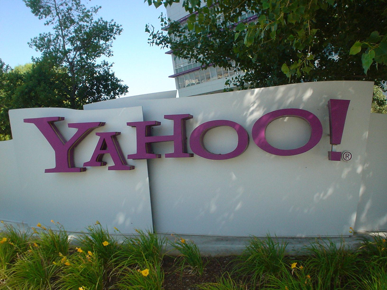 Yahoo! Sign OG