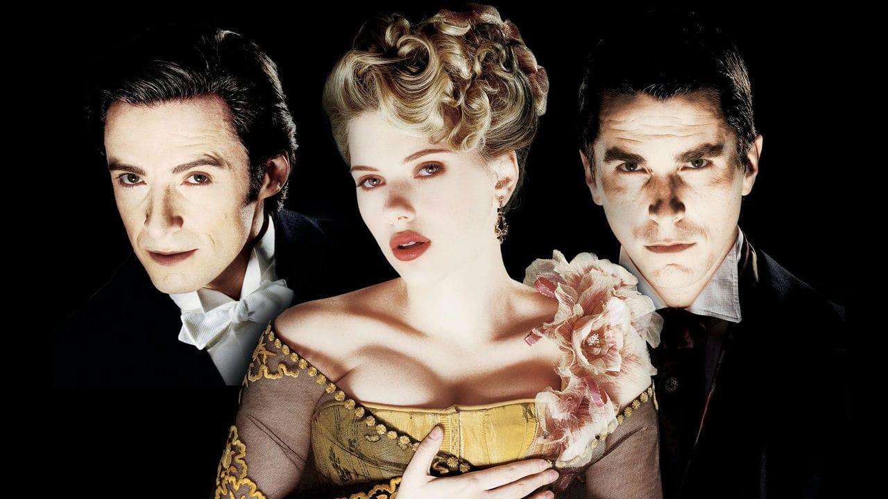 Hugh Jackman, Scarlett Johansson, Christian Bale