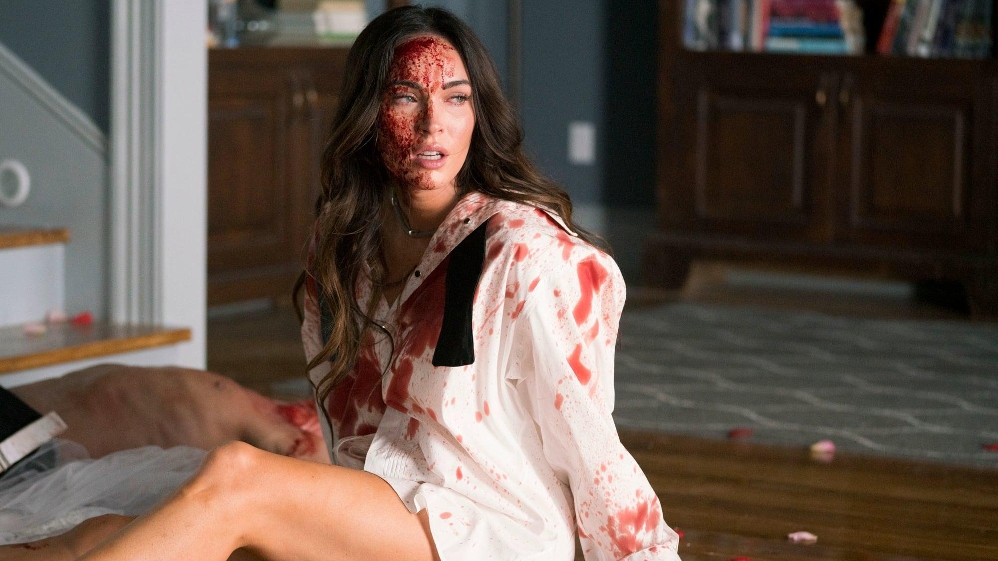 Bloody (Megan) Fox